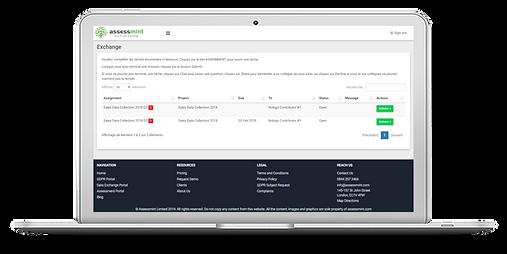 assessmint_exchange_provider_portal_fren