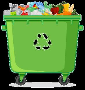 waste bin-Recyclobin