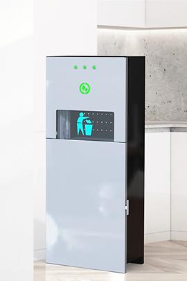 RecycloBin Smart dustbins-earthzy-websit