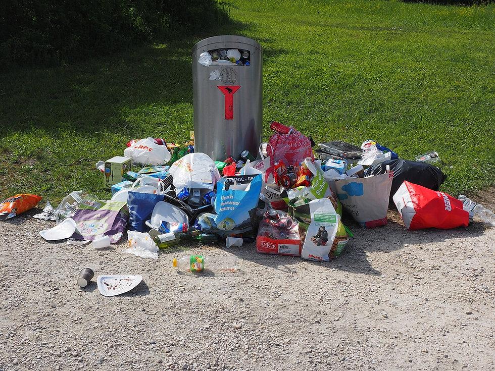 RecycloBin compactor bin