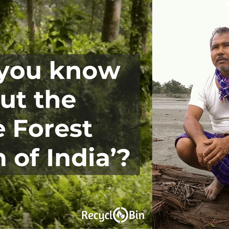"""""""I'll plant till my last breath""""! Meet Jadav Payeng, the man who built 550 hectares of forest"""