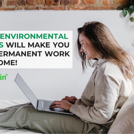These 6 environmental benefits will make you want permanent work from home!