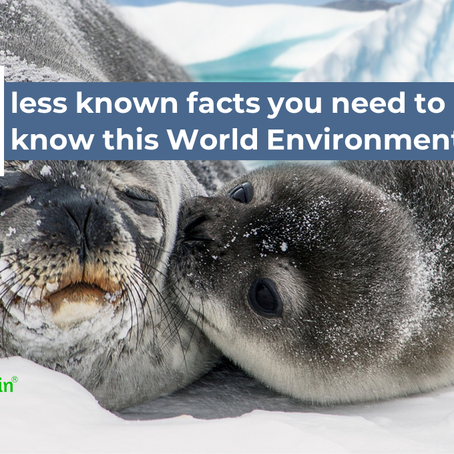21 less known facts you need to know this World Environment Day!