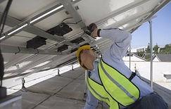 Manutenção e assistência para a melhor eficiência e durabilidade do sistema