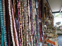 Necklaces at the KZNSA Shop