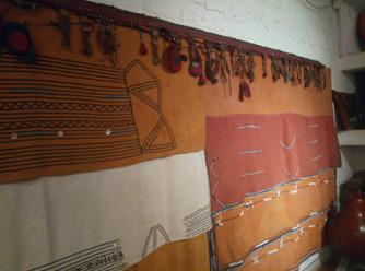 Zulu Skirts at Phansi Museum