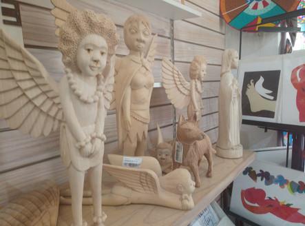 Woodwork at KZNSA