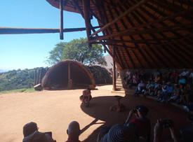 Zulu Storytelling at Phansi