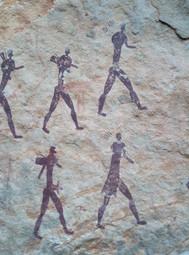 Bushmen Rock Art