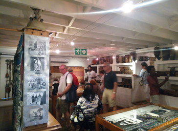 Private tour at Phansi Museum