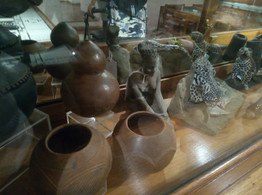 Pottery at Phansi Museum