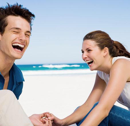 #Lachstudie: Frauen lachen im Schnitt mehr als Männer