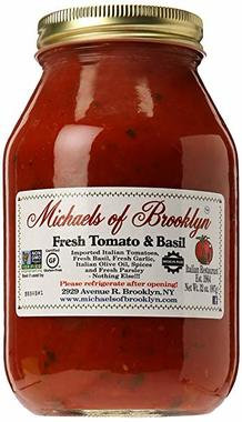 Michael's of Brooklyn Tomato Basil Sauce (32 oz)
