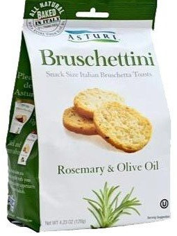 Bruschettini Rosemary & Olive Oil
