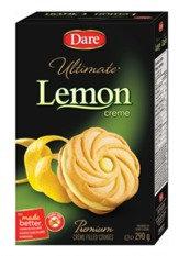 Dare Lemon Creme Cookies