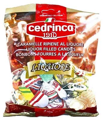 Cedrinca Liquore Filled Candies