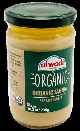 Al Wadi Organic Tahini