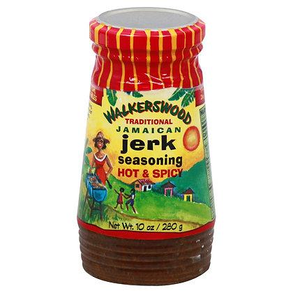 Walkerswood Hot & Spicy Jerk Seasoning