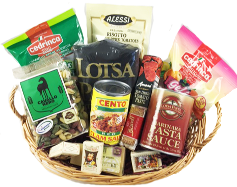 The Italian Favorites Basket