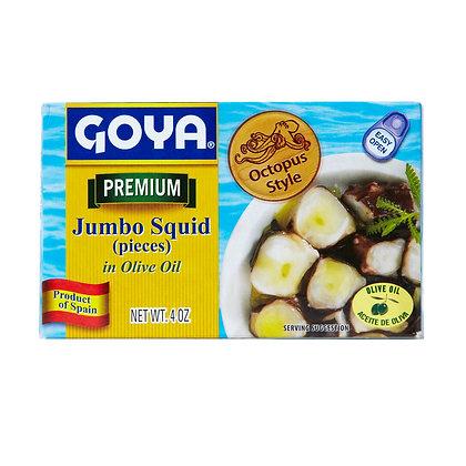 Goya Jumbo Squid in Olive Oil