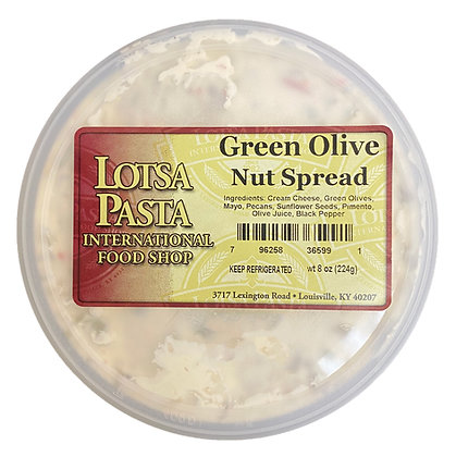 Olive Nut Spread