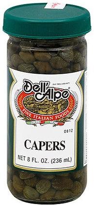 Dell 'Alpe Capers (8 oz)