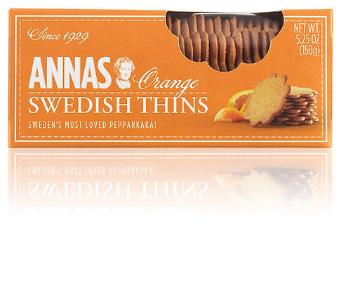 Anna's Swedish Orange Thins
