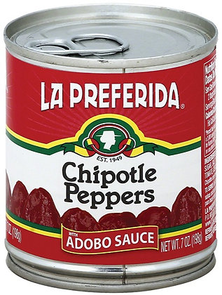 La Preferida Chipotle Peppers