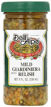 Dell 'Alpe Mild Giardiniera Relish (8 oz)