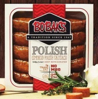 Bobak's Smoked Polish Sausage
