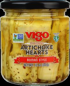 Vigo Roman Style Artichokes