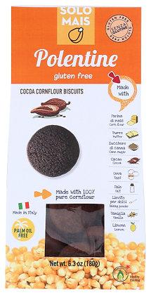 Solo Mais Gluten-Free Cocoa Polentine