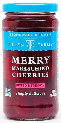 Tillen Farms Merry Maraschino Cherries