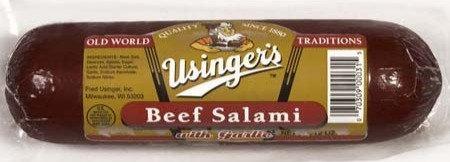 Usinger's Beef Salami