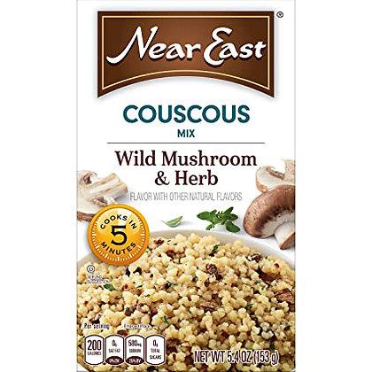 Near East Wild Mushroom & Herb Couscous