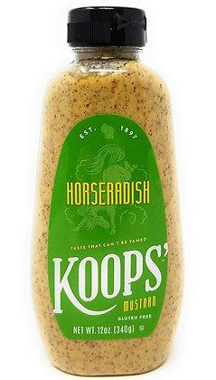 Koops' Horseradish Mustard
