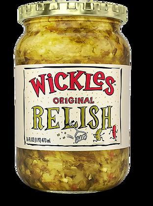 Wickles Original Relish