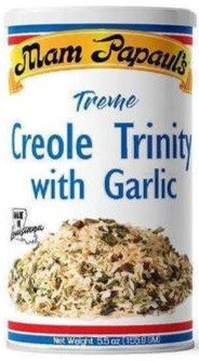 Mam Papaul's Treme Creole Trinity w/ Garlic