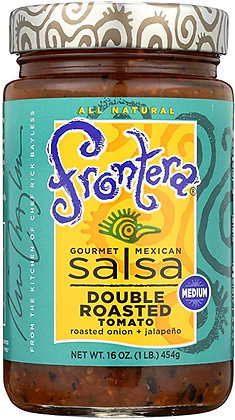 Frontera Double Roasted Tomato Salsa