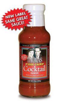 Thomas Fish Camp Cocktail Sauce