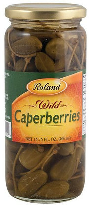 Roland Wild Caperberries (15.75 oz)