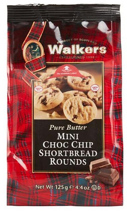 Walkers Mini Chocolate Chip Shortbread