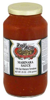 Dell 'Alpe Marinara Sauce
