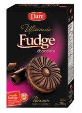 Dare Fudge Chocolate Cookies
