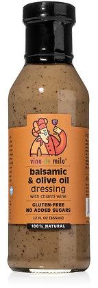 Vino de Milo Balsamic Dressing