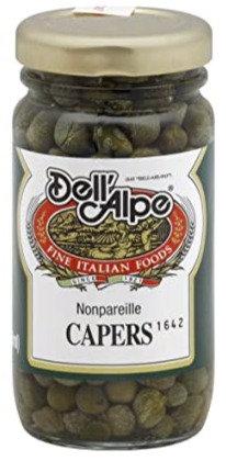 Dell 'Alpe Nonpareille Capers (3 oz)