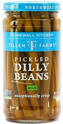 Tillen Farms Pickled Dilly Beans (mild)