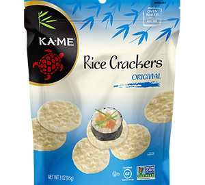 Kame Original Rice Crackers