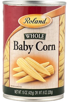 Roland Whole Baby Corn
