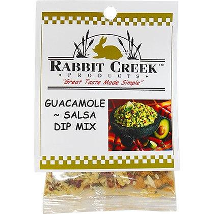 Rabbit Creek Guacamole Dip Mix